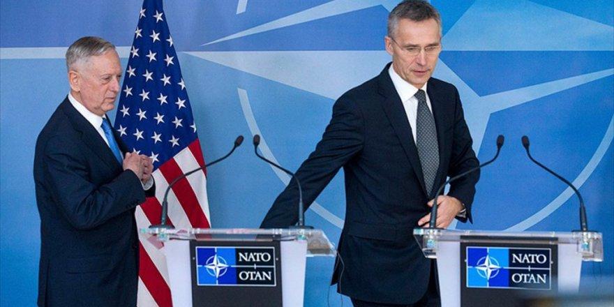 ABD Savunma Bakanı Mattis'den NATO'ya Uyarı