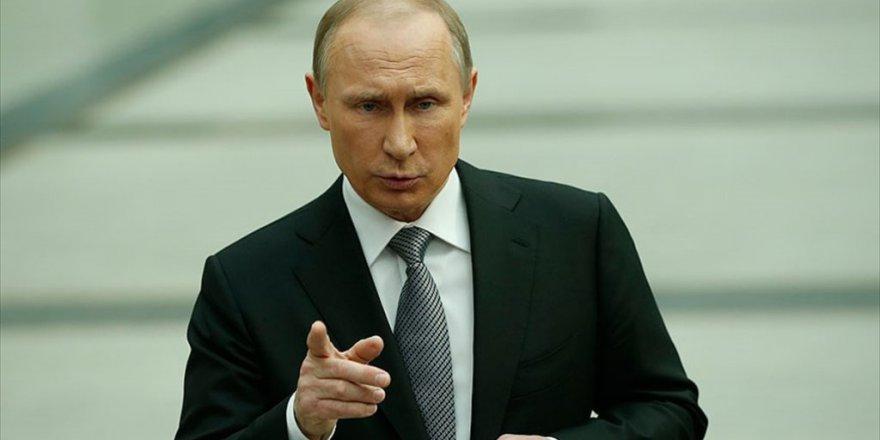 Putin'den NATO'ya çok sert uyarı