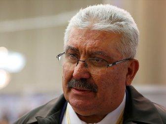 MHP'li Yalçın'dan Muhaliflere sert tepki