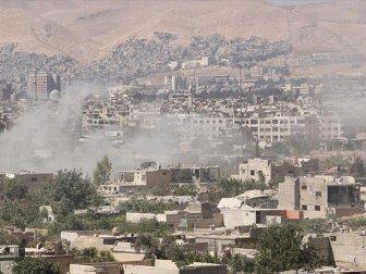 Suriye, Şam'da Cenaze Töreni Alanına Saldırı: 17 Ölü, 54 Yaralı