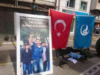 Fatsa'da Fırat Yılmaz Çakıroğlu İçin Anma Töreni