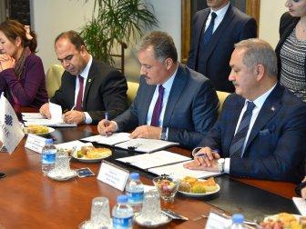 MASKİ, JICA Ve İller Bankası İle 164 Milyon TL'lik Kredi Anlaşması