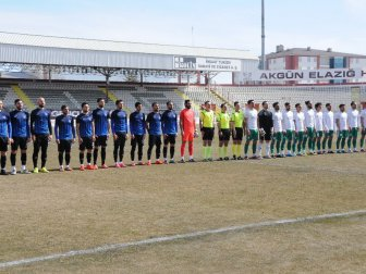 Spor Toto 3. Lig, Elaziz Belediyespor 2-0 12 Bingölspor