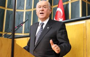 Bahçeli'den CHP'ye zehir zemberek sözler