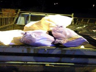 Yolcu Otobüsünden 720 Kilo Kaçak Et Çıktı