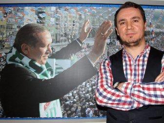 Bursalı Gençlerden Erdoğan'a şarkı