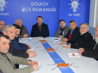 CHP ve SP'ye AK PARTİ tepkisi
