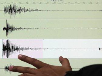 Çanakkale Ayvacık'da deprem