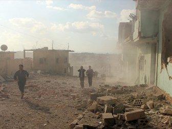 Suriye'de İstihbarat Merkezlerine Saldırı