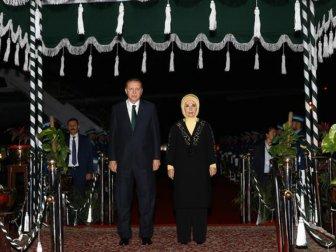 Cumhurbaşkanı Erdoğan, 13. Ekonomik İşbirliği Teşkilatı Liderler Zirvesi İçin Pakistan'da