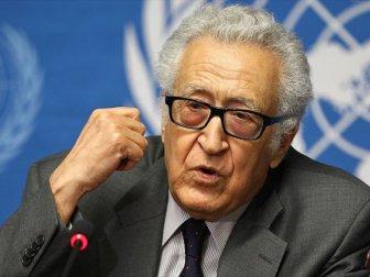 Eski BM Suriye Özel Temsilcisi Lakhdar Brahimi'den Batıya Eleştiri