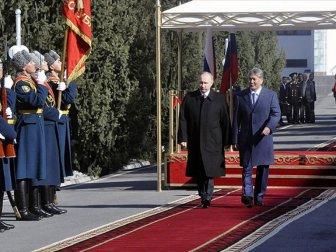 Vladimir Putin: ''Astana Olmadan, Cenevre'deki Müzakereler İmkansız Olurdu''