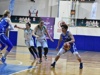 Bornova Becker Spor 63–54 Mersin Kurtuluş Spor
