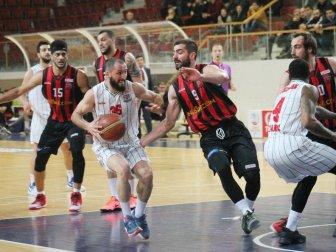 Türkiye Basketbol Ligi, Nesine.com Eskişehir Basket 87-78 Yalova Group Belediyespor