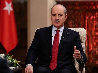 Numan Kurtulmuş: ''Amerika ve Rusya İçin Doğru Partner Türkiye'dir''
