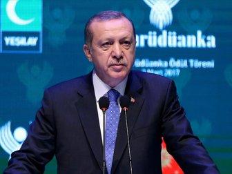 Erdoğan'dan Almanya'ya sert sözler