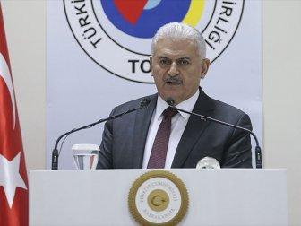 Başbakan Binali Yıldırım: ''Türkiye Başkalarının Verdiği Kararları Uygulayan Bir Ülke Değil''
