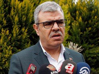 Başbakan Yardımcısı Veysi Kaynak: ''Samsat'ta Binden Fazla Hanede Ağır Hasar Var''
