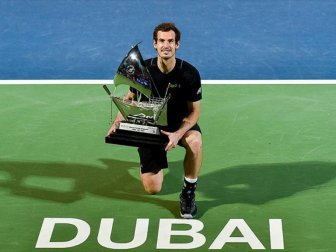 Dubai'de Şampiyon Murray, Murray 2-0 Verdasco