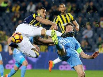Fenerbahçe'nin yüzü Mehmet Topal'ın Golüyle Güldü