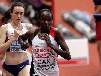 Milli Atlet Yasemin Can Gümüş Madalya kazandı