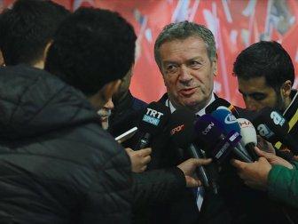 Galatasaray'da Nasuhi Sezgin şoku! İstifa etti