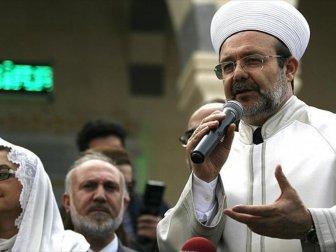 Görmez: Ezanı Yasağı Müslümanların Varlığını Yok Saymaktır