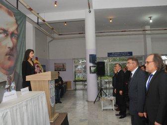 Ortaca Meslek Yüksekokulunda Mehmet Akif Ersoy Ve İstiklal Marşı Konferansı