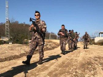 """""""Ejder Timi"""" Karadeniz'de PKK'lı Teröristlere Göz Açtırmıyor"""