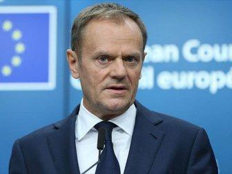 AB Konseyi Başkanı Donald Tusk'tan Ülkesi Polonya'ya Uyarı
