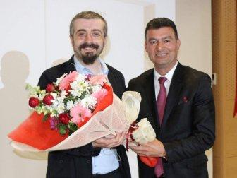 Germencik'te Serkan Karaismailoğlu semineri Büyük İlgi Gördü