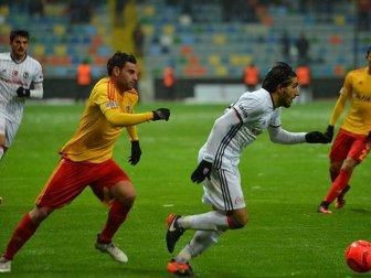 Beşiktaş İle Kayserispor