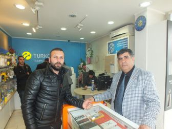 Malazgirt'te Referandum Çalışması