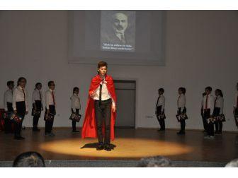 Dörtyol'da İstiklal Marşı'nın Kabulü Ve Mehmet Akif Ersoy'u Anma Günü Etkinliği