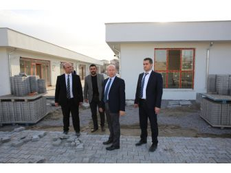Kocasinan Belediyesi'nden Esnafa 10 Adet Modern Yeni İş Yeri