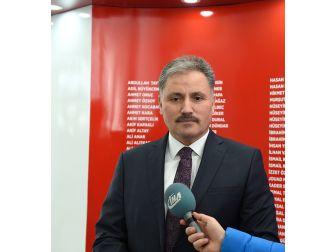 Büyükşehir Belediye Başkanı Çakır'ın Adaylık Açıklaması