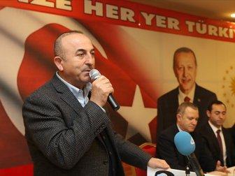 Dışişleri Bakanı Mevlüt Çavuşoğlu'ndan Sistem Açıklaması