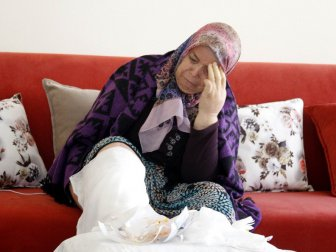 Sivrisinek Isırığı Ev Hanımı Teksin'in Hayatını Karattı