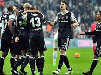 Beşiktaş Avrupa'da 10'ncu Sınavında