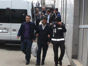 Adıyaman'da 8 Kişi Fetö'den Tutuklandı