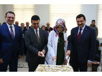 Başkan Ak Tıp Bayramı Kutlama Programına Katıldı