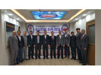 Eğitim-bir-sen Şehzadeler Yönetimi Yeniden Oluşturuldu