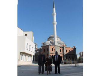 Külliye Camisi Şehitler İçin Kur'an Ziyafeti Ve Dua Buluşmasıyla İbadete Açılıyor