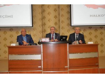 Vali Ahmet H. Nayir: Referamdum İçin Gerekli Tedbirleri Aldık