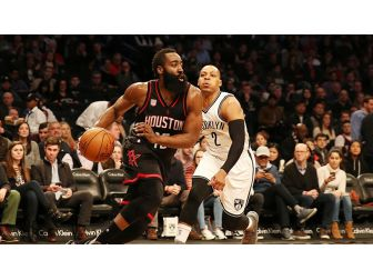 Harden'dan 17'nci 'Triple-double'