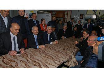 Kılıçdaroğlu'na 'Cem Özdemir' Sorusu