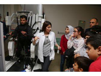 Üstün Zekalı Öğrenciler Robotik Teknolojiyle Tanıştı