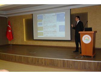 Sivas'ta Veteriner Hekimler Bilgilendirildi