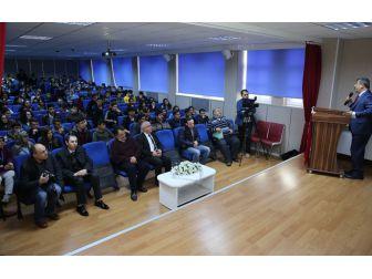 Başkan Karabacak, Gençlere Başarıya Giden Yolu Anlattı