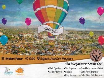Seferihisar'da Sığacık'da 'Yetti Gari' Etkinliği